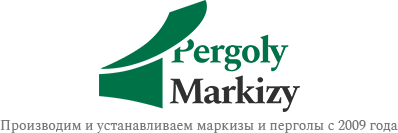 Логотип Перголы и Маркизы
