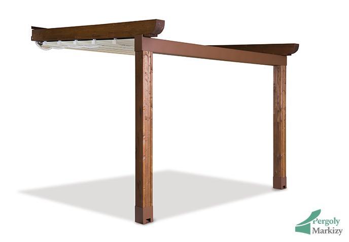 Пергола деревянная KE L2 фото