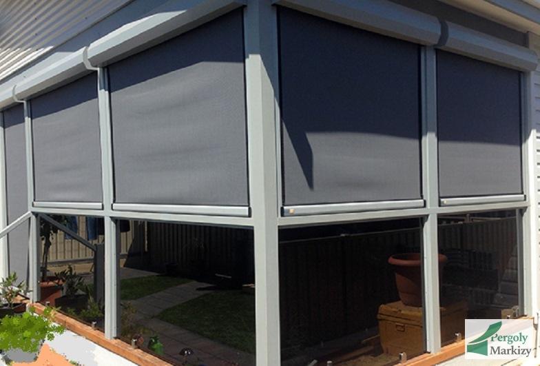 маркизы шторы