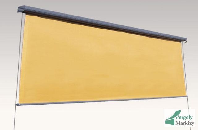 устройство вертикальной маркизы