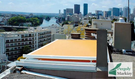маркиза bat крыша