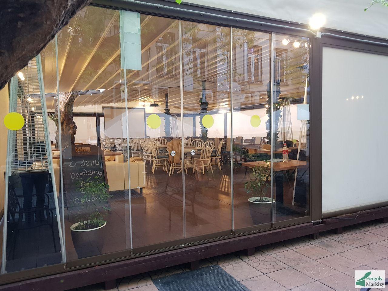 Ресторан Бавариус, Пергола Twin